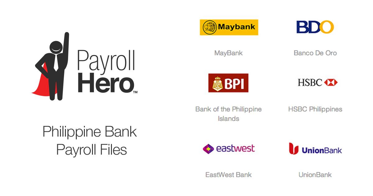 philippine bank payroll files